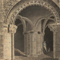 The crypt, Canterbury Cathedral